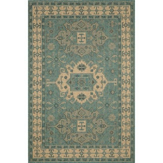 Antique Outdoor Rug (4'11X7'6)