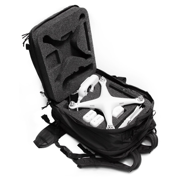Alpha Pack Carrying Case for Phantom 2/ Phantom 2 Vision/ Vision+ Quadcopter