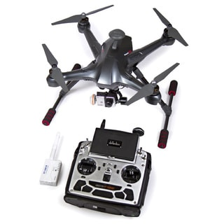 Walkera Scout X4 Premium Edition Ready-to-Fly Video Quadcopter and iLook+ Camera Bundle