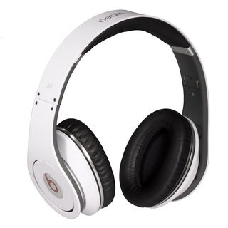 Beats by Dre Studio White Over-ear Active Noise Canceling Headphones (Refurbished)