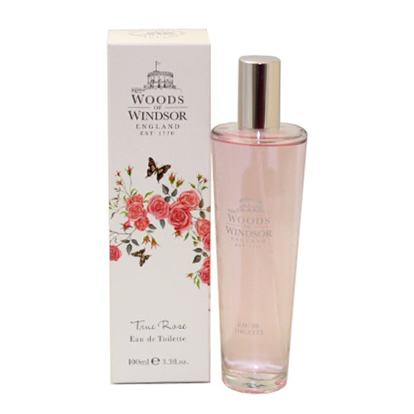 Woods of Windsor True Rose Women's 3.4-ounce Eau de Toilette Spray