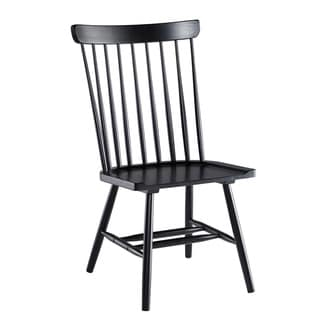 Signature Design by Ashley Molanna Black Dining Room Side Chair (Set of 4)