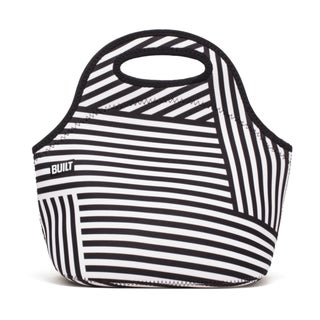 Built Dazzle Stripe Gourmet Getaway Lunch Tote