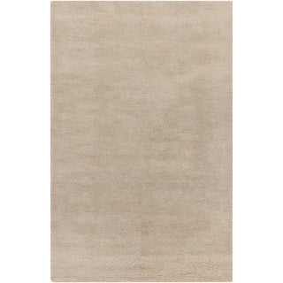 Hand-Woven Tanner Solid Pattern Cotton Rug (8' x 11')