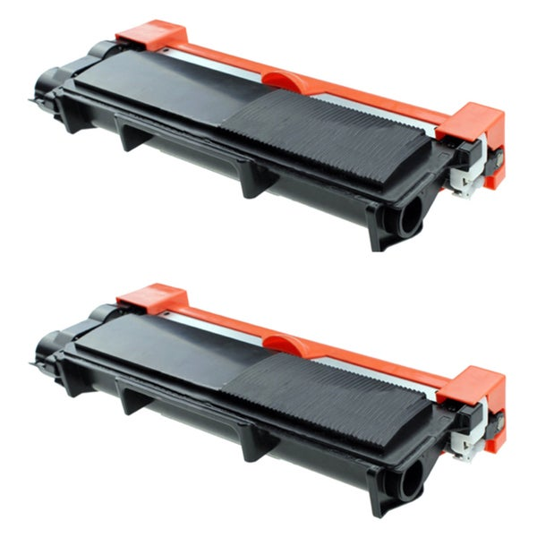 Brother Compatible TN660 High Yeild Black Toner Cartridge (2-Pack)