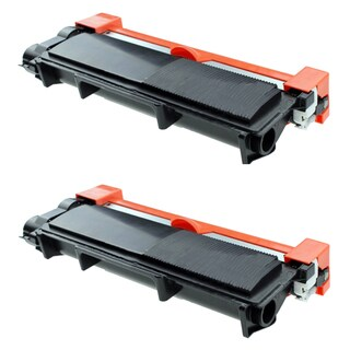 Brother Compatible TN660 High Yeild Black Toner Cartridge (2-Pack)