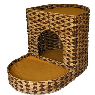 Eco-Friendly Two-tier Cat Bed