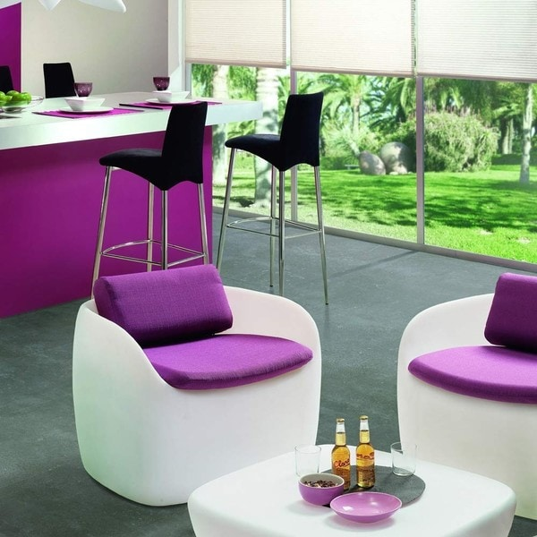 Contempo Lights Intrepid Color-changing Chair
