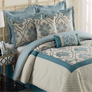 Naples 8-piece Fashion Bedding Set