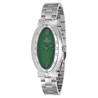 Oniss Paris Women's Zapiro Oval Collection Watch