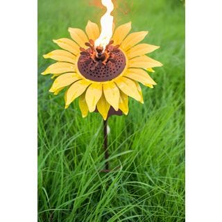 Sunflower Garden Torch