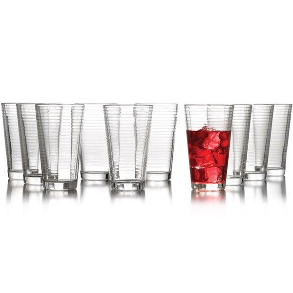 Style Setter Uptown 10-piece Glassware Set