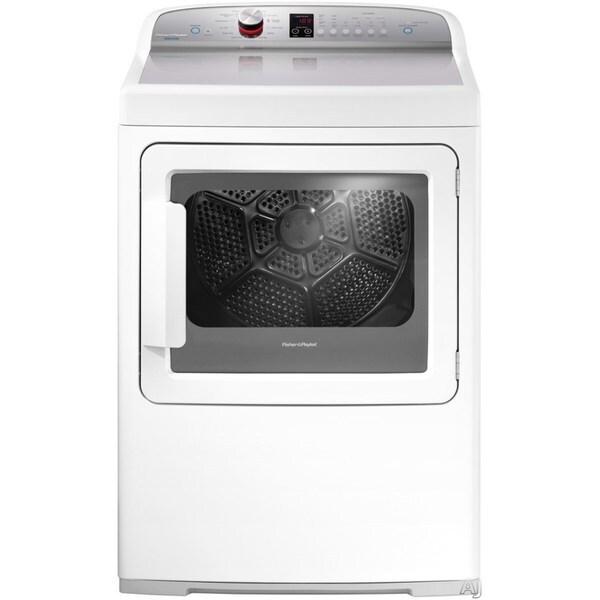 Fisher & Paykel DG7027J1 27-inch Gas Dryer