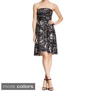 Von Ronen New York Women's Short Transformer Dress (One Size Fits 0-12)