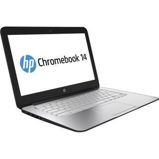 "HP Chromebook 14 G1 14"" LED (BrightView) Chromebook - Intel Celeron 2"