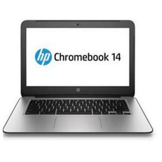 "HP Chromebook 14 G1 14"" LED (BrightView) Chromebook - Intel Celeron 2 (As Is Item)"