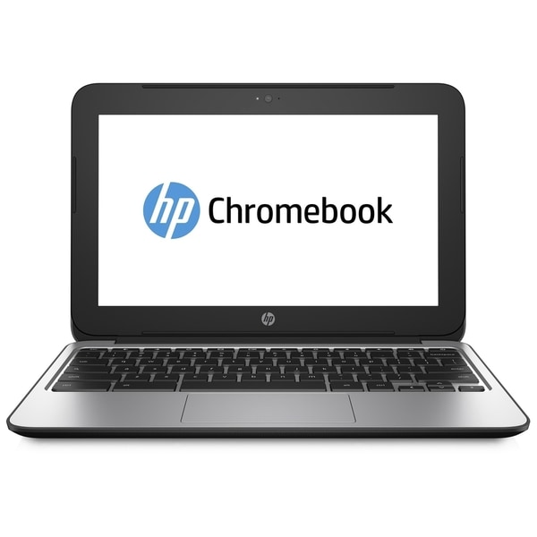 "HP Chromebook 11 G3 11.6"" LED Chromebook - Intel Celeron N2840 Dual-c"