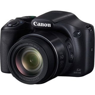 Canon PowerShot SX530 HS 16 Megapixel Compact Camera