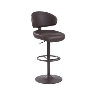 Christopher Knight Home Antique Brown Modern Oversized Pneumatic Stool