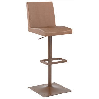 Christopher Knight Home Antique Camel Modern Oversized Pneumatic Stool