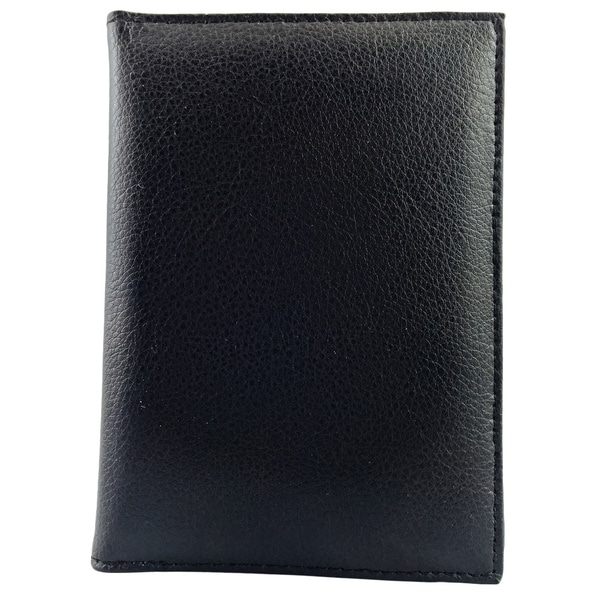 As Seen On TV RFID Blocking Leather Passport Wallet