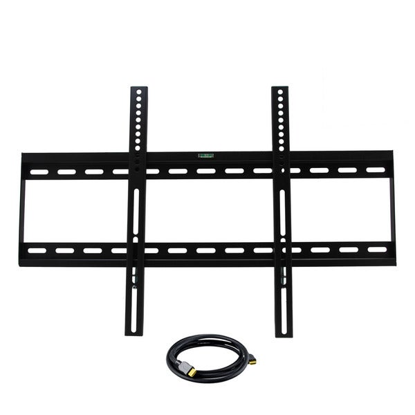 32-inch to 55-inch Low Profile TV Wall Mount with HDMI Cable