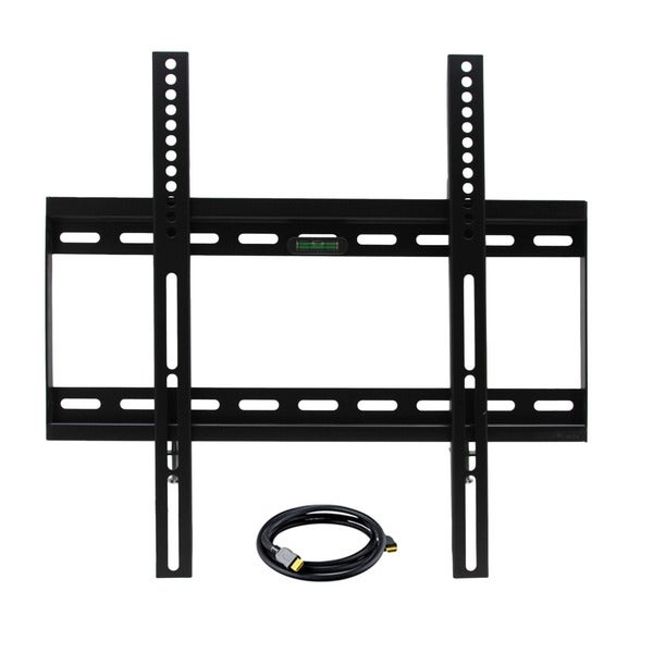 32-inch to 50-inch Low Profile TV Wall Mount with HDMI Cable