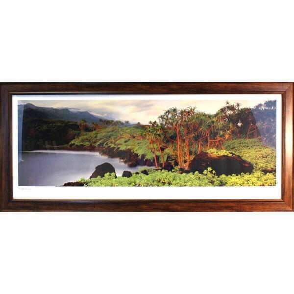 Sue Drinker 'Haleakala Rim' Framed Photograph Print