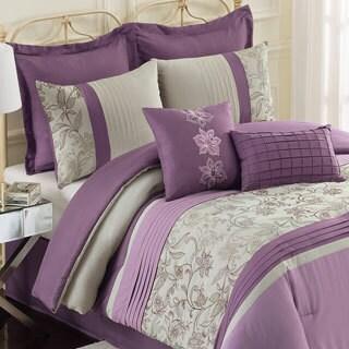 Fleurette 8-piece Fashion Bedding Set