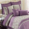 Fleurette 8-piece Fashion Bedding Set