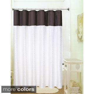 Sydney Jacquard Shower Curtain