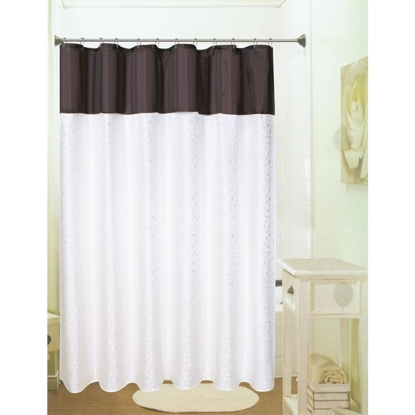 Sydney Jacquard Shower Curtain