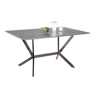 Christopher Knight Home Lynette Sandwich Top Dining Table