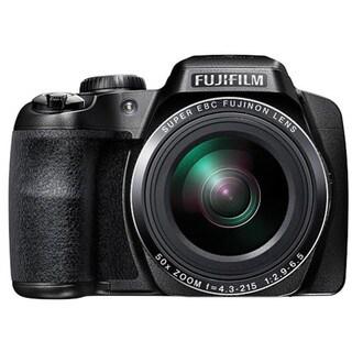 Fujifilm FinePix S9900W 16.2 Megapixel Bridge Camera - Black