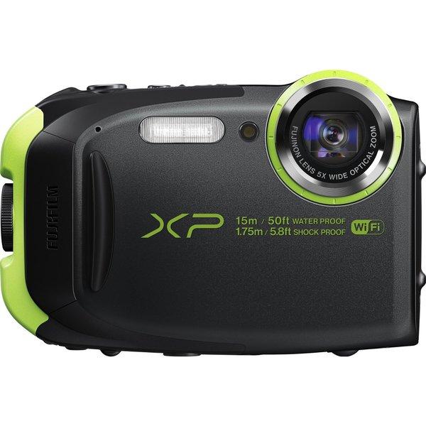 Fujifilm FinePix XP80 16.4 Megapixel Compact Camera - Graphite Black