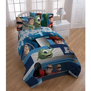 Disney/ Pixar Film Strip Bedding Set