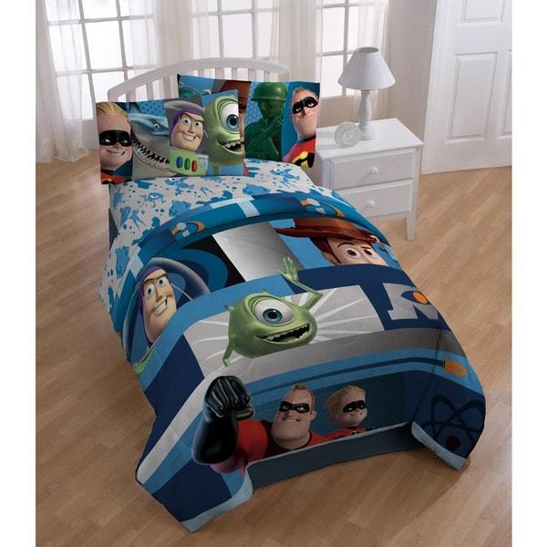 Disney/ Pixar Film Strip Bedding Set