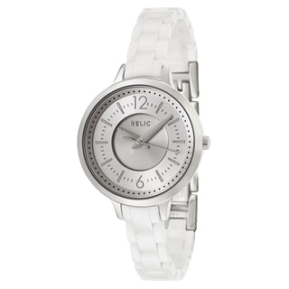 Relic by Fossil Women's 'Payton' Stainless Steel Quartz Watch