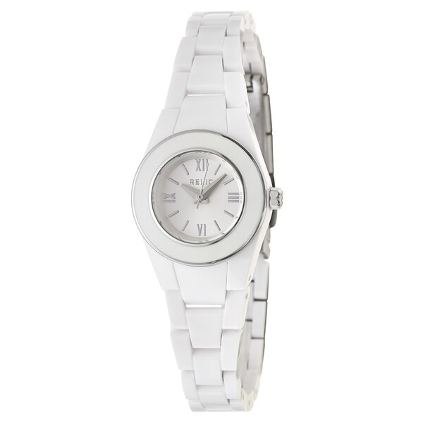 Relic by Fossil Women's 'Payton' Plastic Quartz Watch