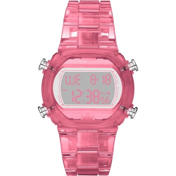 Adidas Pink Candy Digital Watch ADH6504