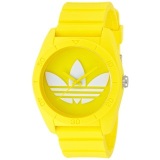 Adidas Unisex ADH6174 Santiago Yellow Watch