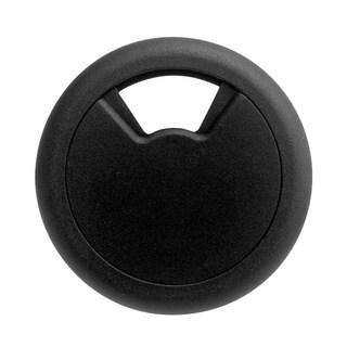 Cord Away Black Adjustable Wire Organizer Grommet