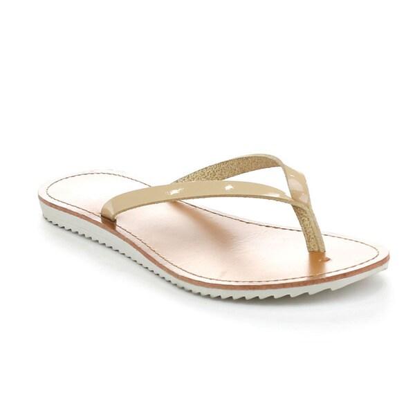 Betani Women's Savannah-1 Flip Flops Beach Sandals