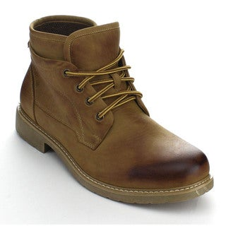 Polar Fox 'MPX-506007' Men's Classic Lace-Up Winter Casual Boots