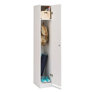 Winslow White Single Tier Locker