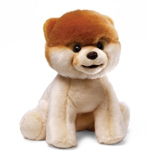 Gund Boo World's Cutest Dog Plush Stuffed Dog