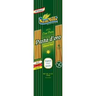 Sam Mills Spaghetti Gluten-free Corn Pasta (4 Pack)