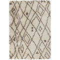 Meticulously Woven Gabriella Geometric Indoor Rug (9' x 12')