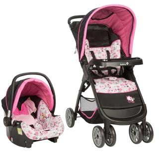 Safety 1st Amble Travel System in Garden Delight Minnie