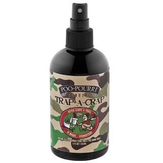Poo-Pourri Trap-A-Crap 8-ounce Toilet Spray